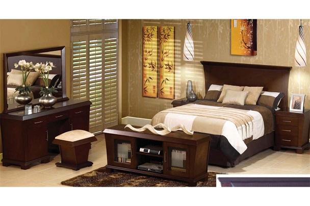 New home furnishers centurion bedroom suite