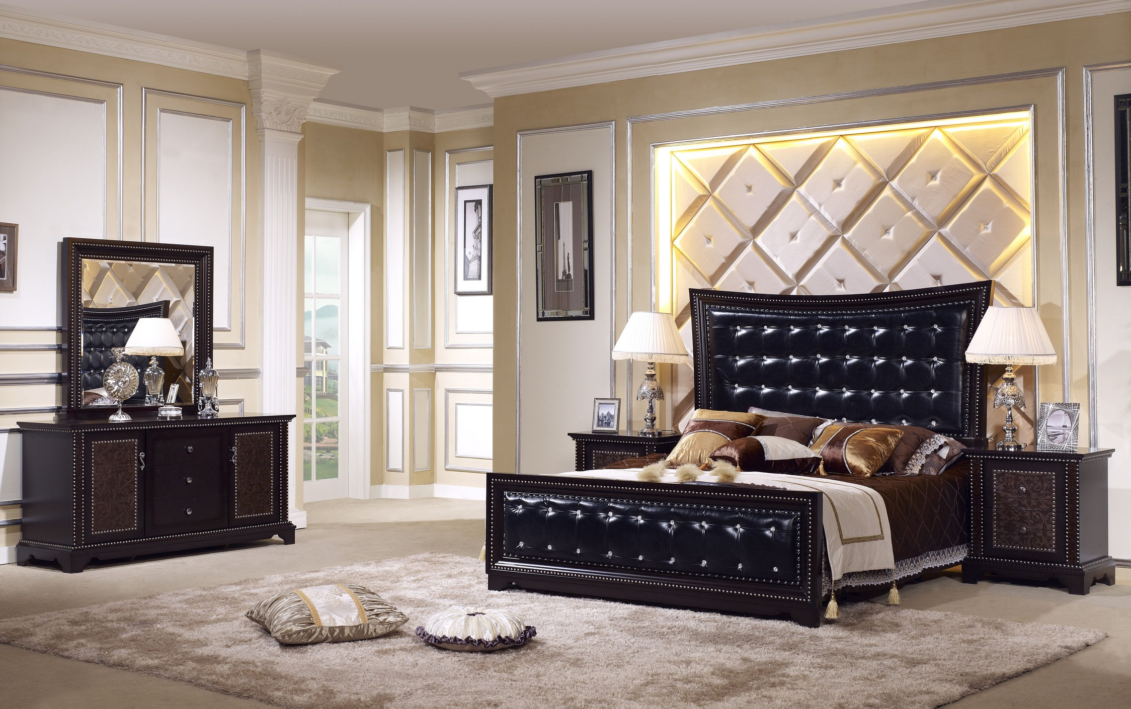 New Home Furnishers » Bedroom Suites