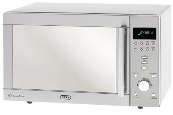 New Home Furnishers 187 Defy 34l Convection Microwave