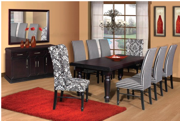 New Home Furnishers » Avanti Diningroom Suite