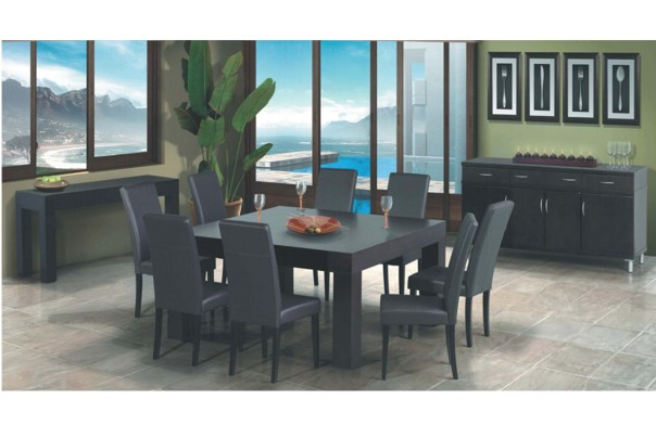 new home furnishers 187 genoa diningroom suite nova 9pce dining room suite