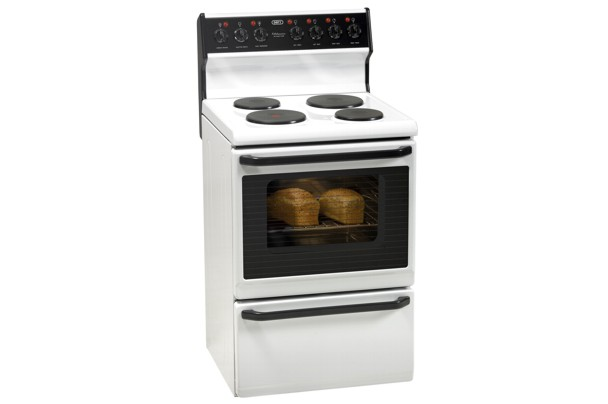 New Home Furnishers 187 Defy 621 Electric 4 Plate Stove