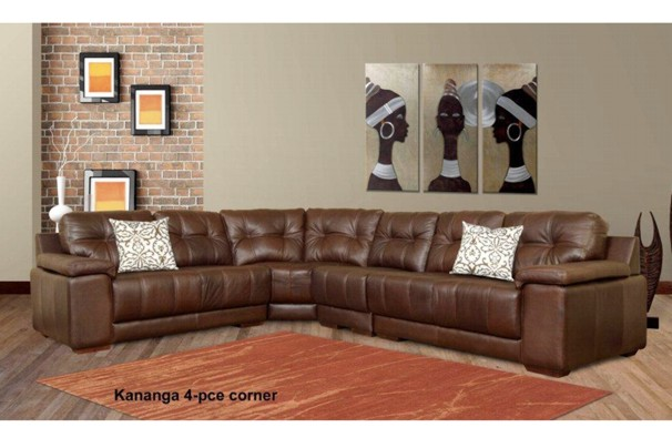 New Home Furnishers 187 Omala Lounge Suite With Swivel