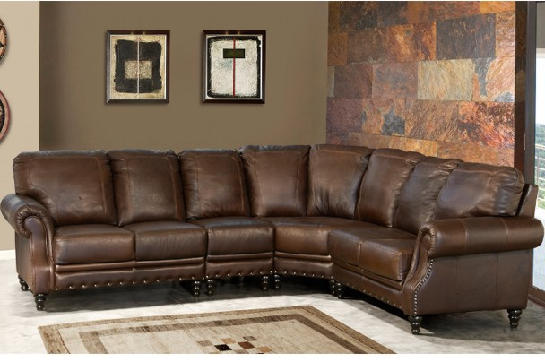 Alpine Leather Couches
