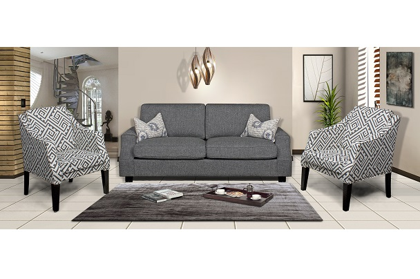 New Home Furnishers 187 Lindley Couch Amp Chairs By Grafton