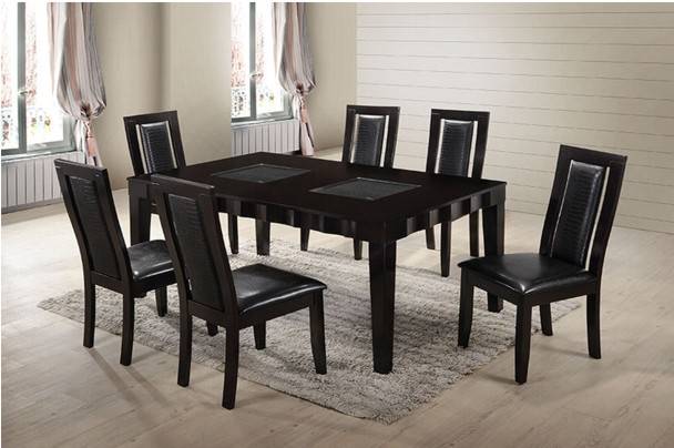 New Home Furnishers » Logan 7Pce Dining Room Suite