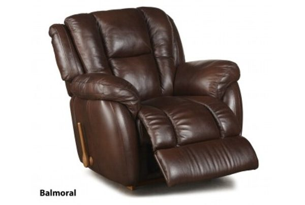 New Home Furnishers 187 Balmoral Rocker Recliner By La Z Boy
