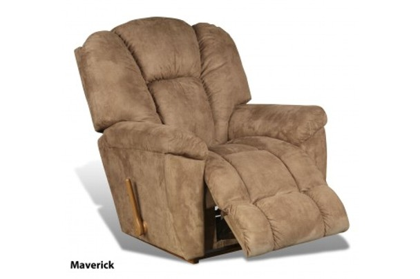 New Home Furnishers 187 Maverick Rocker Recliner By La Z Boy