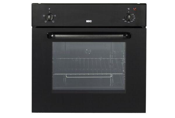 New Home Furnishers 187 Kic Keo 603 Black Oven