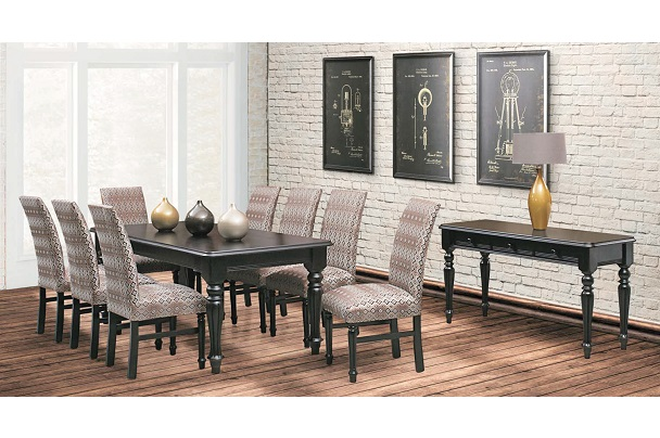 New Home Furnishers Classica Dining Room Suite
