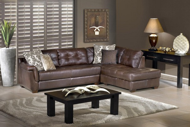 New Home Furnishers 187 Chevonne Corner Lounge Suite By Alpine