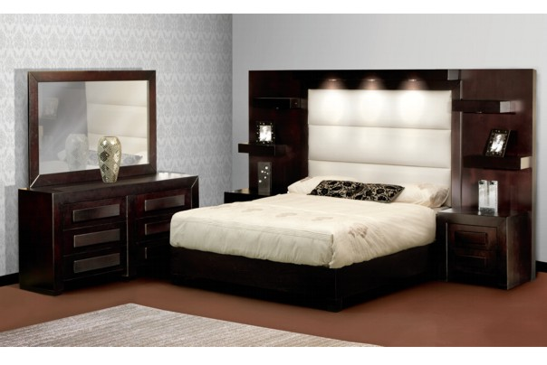 New Home Furnishers 187 Camelot Bedroom Suite