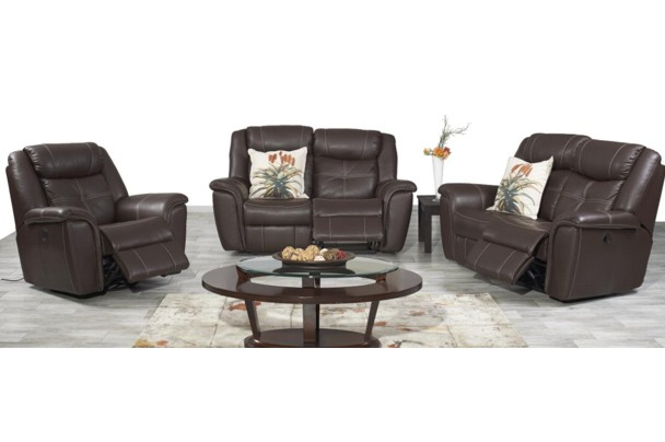 New Home Furnishers 187 Texas Recliner Lounge Suite By