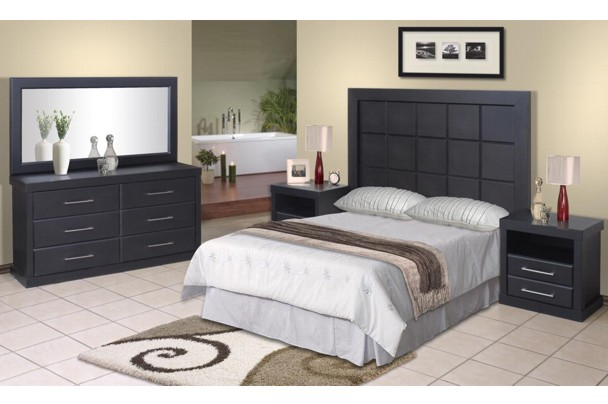 New home furnishers emma bedroom suite for Affordable bedroom furniture cape town